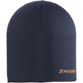 Houdini Toasty Top Heather Casquette, blue illusion
